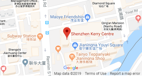 Map of SZ Office